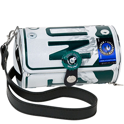 Colorado license plate purse