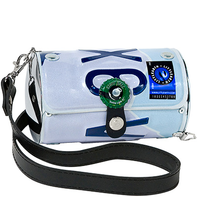 Oregon license plate purse
