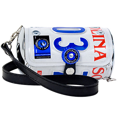 South Carolina license plate purse