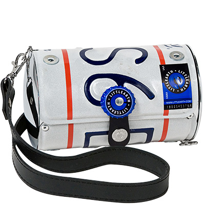 Washington DC license plate purse
